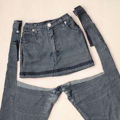 Como transformar as suas velhas jeans num cinto de jardinagem sem precisar de costurar