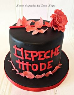 depeche mode birthday cake - Google Search