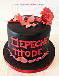 depeche mode birthday cake - Google Search