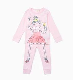 Pyjama danseuse « Glows in the dark »