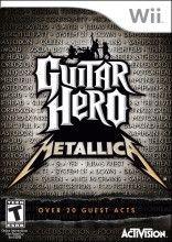 Guitar Hero Metallica - Wii Game