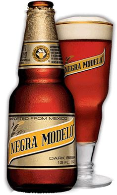 My favorite Mexican beer, or cerveza.