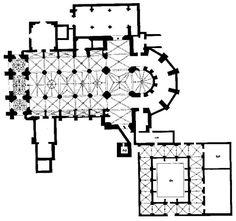 catedral de oviedo planta
