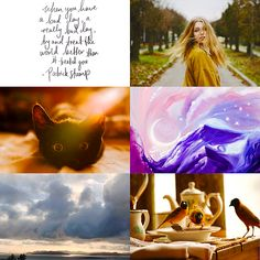 """Aesthetics: Hufflepuff, Pukwudgie, Sag-Cap cusp, INFP """"Requested by @tbhwuyifan """""""