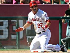 Trout,the best player now in MLB