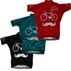 Bicycle Mustache Cycling Jersey | Podium Cycling
