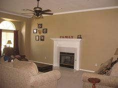 Beige Room Color Consultation