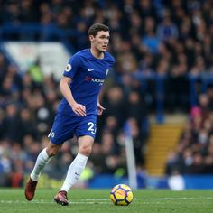 Chelsea Transfer News: Andreas Christensen Talks Planned Amid Latest Rumours