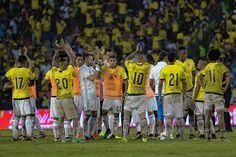 La Selección Colombia está a 12 puntos de Rusia 2018 - El Pais - Cali Colombia