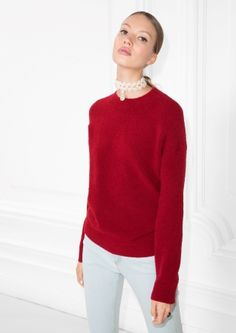 $55 - & Other Stories | Knit Sweater