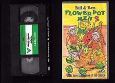 Bill and ben 2 - #tales from the bottom of the #garden (vhs/pal, #1990),  View more on the LINK: http://www.zeppy.io/product/gb/2/112192933620/