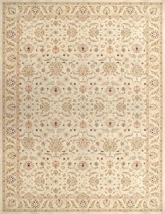 South Shore Decorating: Loloi Rugs STANST-08BE Stanley Beige-Beige Traditional Border Rug LLR-STANST-08BE
