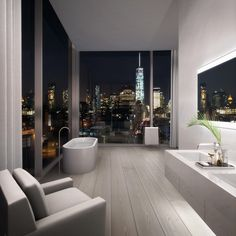 Inside the Most Expensive Unit at Herzog & de Meuron's New West Village Building