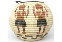 Hopi Coil Basket