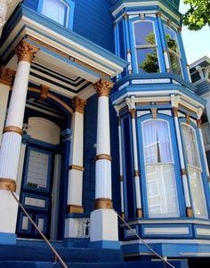 San Francisco, California Victorian