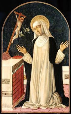 Ad Imaginem Dei: Saint Catherine of Siena – Patroness of Europe and Doctor of the Church Saint Catherine Of Alexandria, St Catherine Of Siena, Sainte Catherine, Catholic Art, Catholic Saints, Roman Catholic, Christian Mysticism, Saint Dominic, Giovanni Bellini
