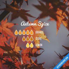 Autumn spice recipe!