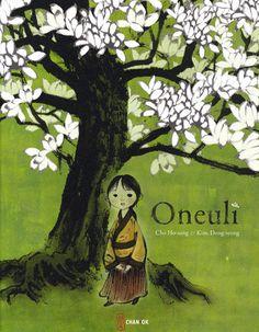 Oneuli - un conte coréen - Ma petite Médiathèque