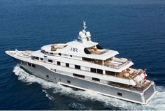 """Home away from home. Browse: 2010 Icon Yachts, """"Baton Rouge,"""" located in Monaco."""