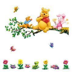 Nice Sunnicy Wandtattoo Wandsticker Dschungel Eulen auf dem Ast Die Welt der Tiere Wandbilder f r schlafzimmer Wohnzimmer Kindergarten Baby SUNNICY htt u