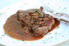 Top a Steak Just Like Fancy Restaurants - Steamy Kitchen Recipes
