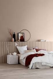 Bedroom colors: what are the latest trends for your sleeping oasis? - apricot wall paint bedroom colors trends Informations About Schlafzimmer Farben: Welche sind die neu - Home Bedroom, Bedroom Decor, Bedroom Ideas, Bedroom Inspiration, Master Bedroom, Bedroom Inspo, 1920s Bedroom, Bedroom Photos, Design Bedroom