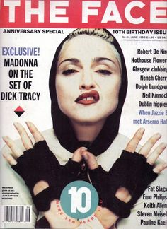 Consider Madonna covered.