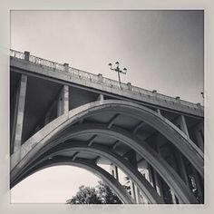"""Viaducto de la calle Segovia o """"Puente de los suicidas"""""""