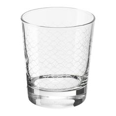 IKEA - SPILLTID, Glass, The glass has a simple low and straight shape which makes it perfect for all types of cold drinks, such as cocktails without ice.