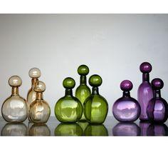 Elizabeth Lyons Glass :: BIG JARS AND MINI JARS