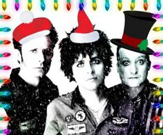 merry christmas merry christmasgreen daymerry - Green Day Christmas