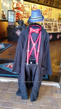 Mission Invisible Costume – Meet the Invisible Man!... Coolest Halloween Costume Contest