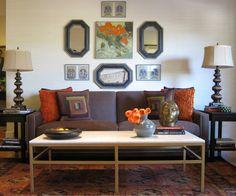 Carolyn Greco [Interior] Design Living Room