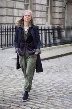 Vogue street style: