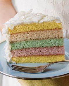 Coconut Milk Pound Cake / Sweet Paul