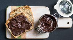 recette tartinade choco-noisettes maison (2x moins de sucre,de gras et 2x moins cher)  Cuisine futée, parents pressés