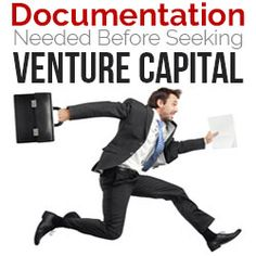 Venture Capitalists expect to see the following list of documents for proof the entrepreneur offers that the startup has the ability to become profitable