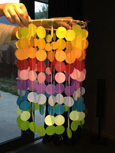 Infant room whimsy...or in any preschool room really - great in any room with the right colors or holiday colors.