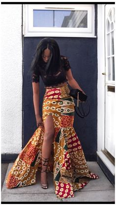 African Print Dresses, African Fashion Dresses, African Dress, African Prints, Ankara Fashion, African Print Skirt, African Fabric, African Inspired Fashion, African Print Fashion