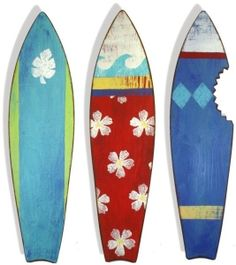 must make surf boards...need someone with a kid/surf themed room, every bathroom in my next house will have surf boards and beach theme