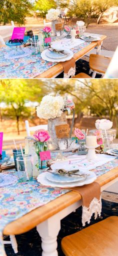 Spring Styled Shoot by Jill Lauren Photography - Engaged Wedding Blog