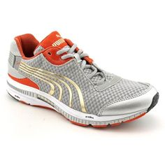 Puma Complete Magnetist Running Shoes Gray Womens « Shoe Adds for your Closet