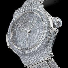 Hublot Big Bang One Million $ Lady Watch