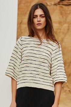 Sita Murt 161102 Striped Sweater