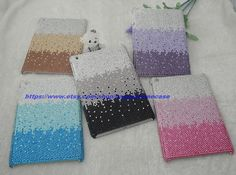 water drop bling diamond crystal case for ipad3 by happyphonecase, $49.99