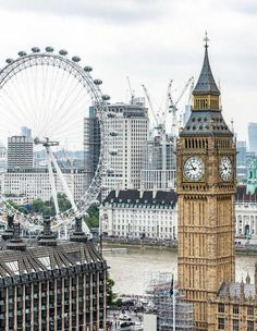 Big Ben and Westminster Abbey - London England City Of London, Bangkok Photography, Travel Photography, London Photography, Landscape Photography, City Aesthetic, Travel Aesthetic, Travel Around The World, Around The Worlds