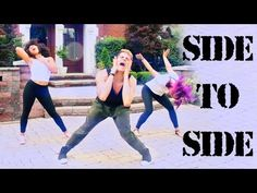 """fitness marshall ~ Ariana Grande's """"Side to Side"""" Is Your New Anthem For Dance Cardio"""