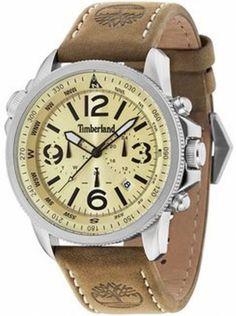 84eb2ba467ef CAMPTON TIMBERLAND - 15129JS-07  Timberland  Reloj  Watch  Acero  Piel