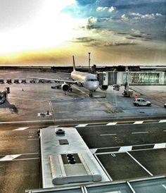 Aeroporto di Venezia Marco Polo (VCE) in Tessera, Veneto