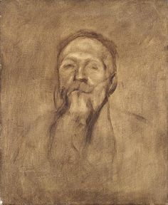 Musée d'Orsay, Paris | Auguste Rodin / Eugène Carrière